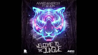 Alvaro & Mercer feat. Lil Jon - Welcome To The Jungle (Deorro Bootleg)