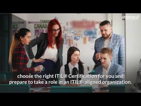 ITIl Foundation Certification Training Online Course | ITIL Foundation Full Online Course