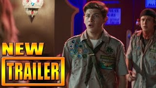 Scouts Guide to the Zombie Apocalypse Trailer Official