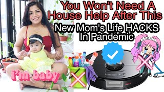 You Won't need A HOUSE HELP After Watching This,Roborock s6 Maxv,Best robot vacuum | SuperPrincessjo