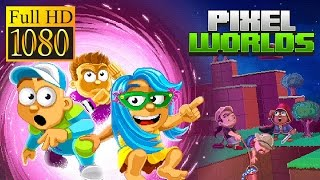 Pixel Worlds Game Review 1080P Official Kukouri Mobile Adventure