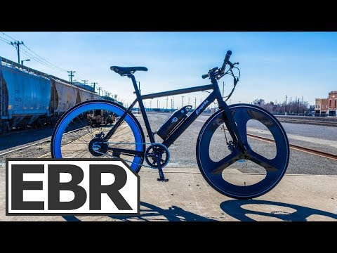Propella V2.0 Single-Speed Video Review – $1.2k Stealthy Urban Electric Bike