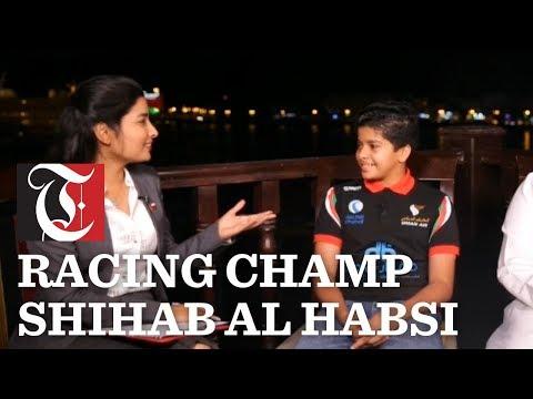 LIVE: In conversation with Omani motorsport champion Shihab Al Habsi