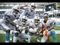 |Miami Dolphins 2018-19 (3-0) HYPE| HD