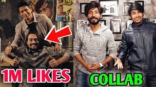 Bhuvan Bam With SRK Video 1M Likes! | BB Ki Vines Titu Talks | Technical Sagar And Dost Collab |
