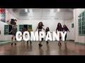 Tinashe - Company Dance Cover (Choreography. Amy)