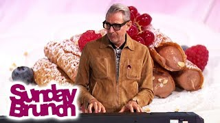Cooking with Jeff Goldblum as He Serenades You with Jazz | Sunday Brunch