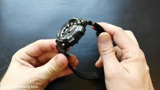Die Uhr für den Tag-X REVIEW CASIO TOUGH SOLAR ILUMINATOR
