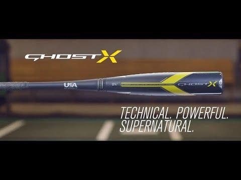 Easton Ghost X USA Baseball Bats | JustBats.com