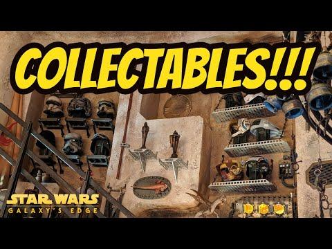 Dok-Ondar's Merchandise Shop at Star Wars Galaxy's Edge