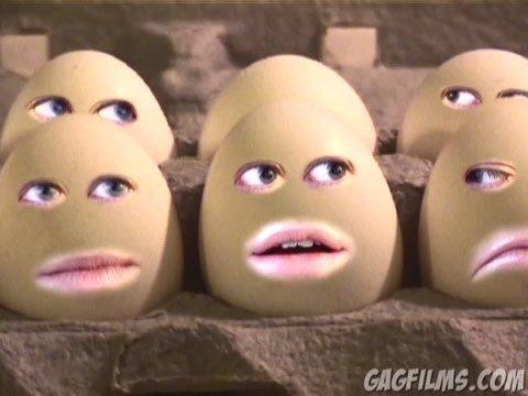 L'Urlo delle Uova ★ Terapia del Sorriso