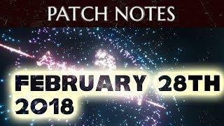 Patch Notes Weekly | February 28th 2018 | BDO Black Desert Online | Rinku Talks