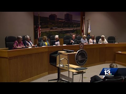 Senator Doug Jones hosts roundtable discussion on eliminating widow tax