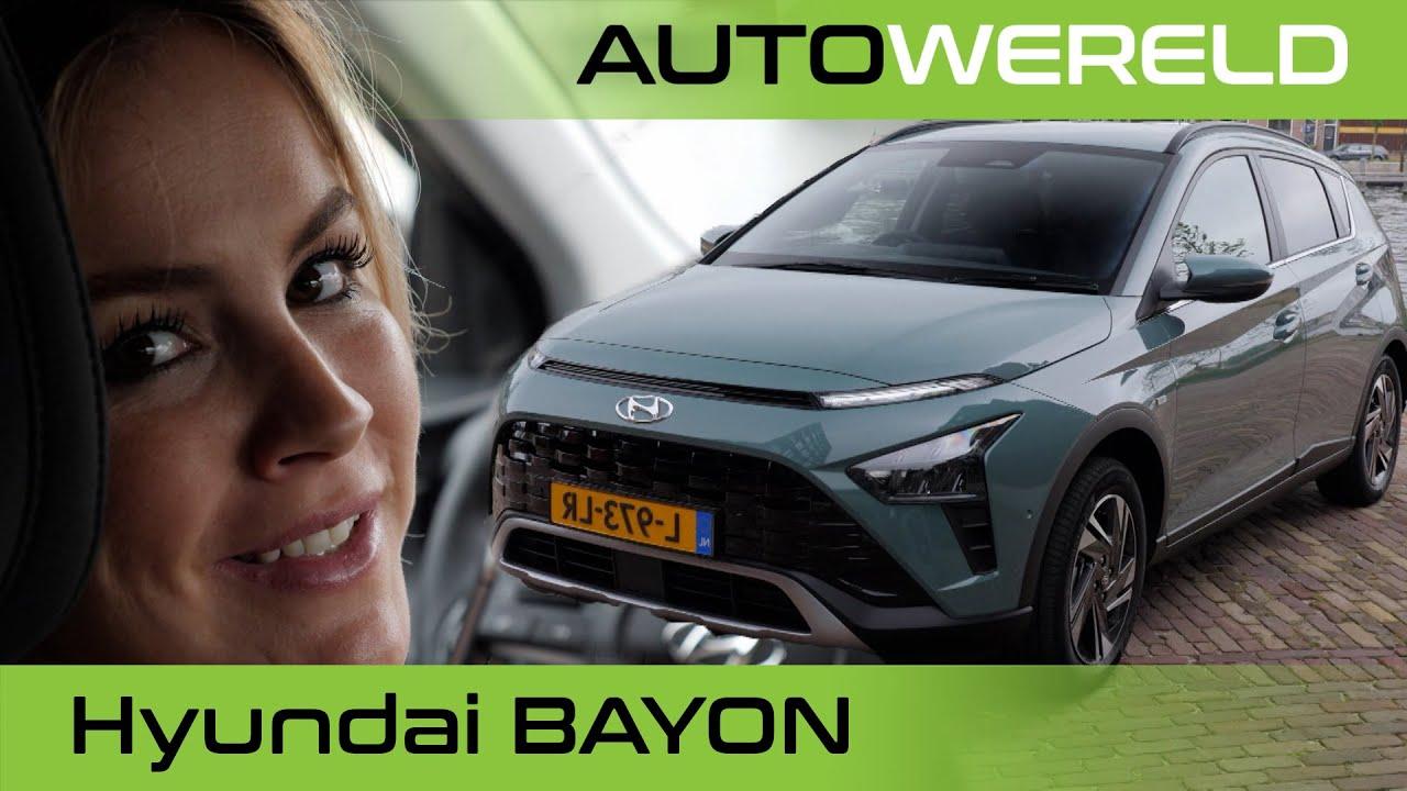 Hyundai Bayon (2022) review met Stéphane Kox