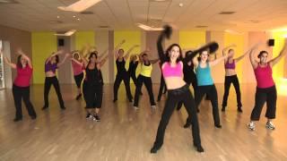 Zumba Fitness with Denise Latin Zumba Mix (Basic Warm-up)