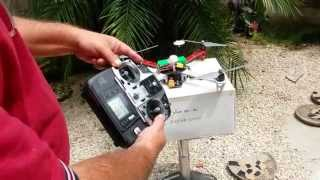 DJI F450 V2 Futaba 6J FPV do Fabio Gonzales - Rio de Janeiro - RJ
