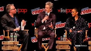 Доктор Кто, DOCTOR WHO Full Panel - New York Comic Con 2016