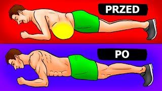 3-etapowy trening na zbudowanie mięśni brzucha w mniej niż 30 dni