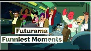 Futurama FUNNIEST MOMENTS Video compilation  New Futurama #Funny moments