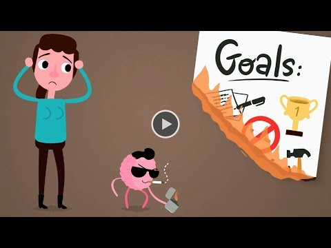Improve Your Willpower By Reminding Yourself Of Your Goals And Values