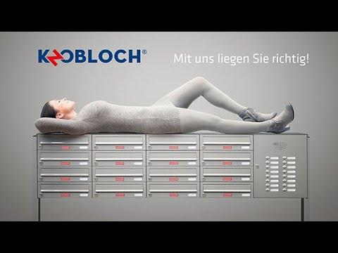 KNOBLOCH - Briefkästen direkt vom Hersteller - Imagefilm