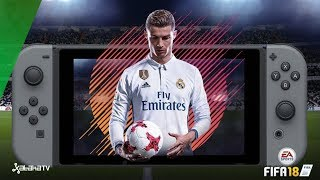 Fifa 18 PS4 vs Fifa 18 Switch: TODAS las diferencias