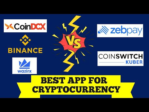 Cryptocurrenc app uk