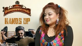 Avane Srimannarayana (Kannada) - Hands UP | Reaction | Rakshit Shetty | By Bong Girl Juhi