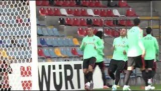 Cristiano Ronaldo в Риге | Все Всегда Везде