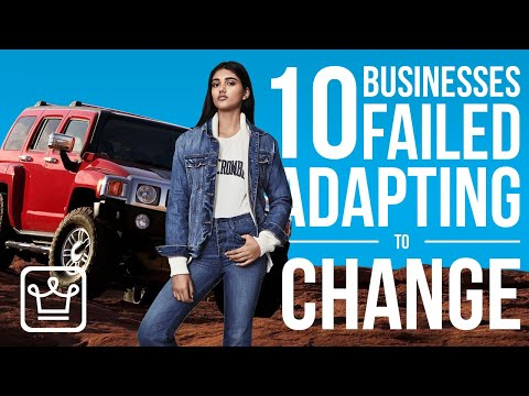 , title : '10 Business that FAILED to Adapt to Change