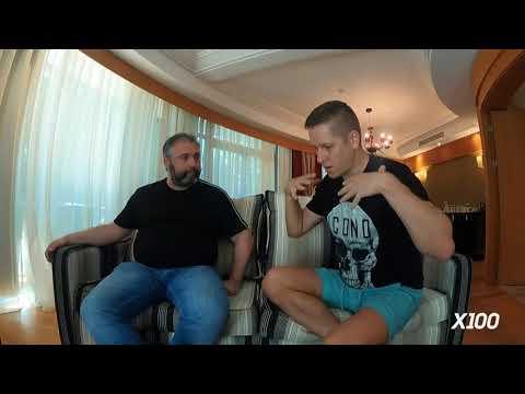 Х100  Эксклюзив с Алексом Яновским. Начало истории создания