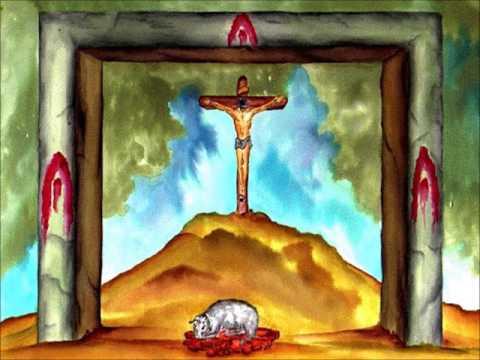 Молитва высвобождения крови Иисуса для очищения.