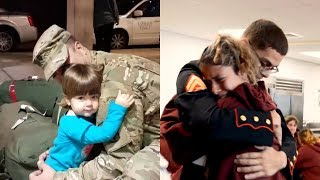 Surprise Family Homecoming 2020   Try Not To Cry  *EMOTIONAL*