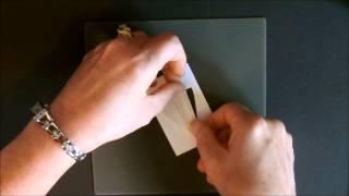 Iris Folding And Ribbon With Deb Valder