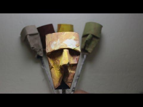 Kung paano gumawa ng isang mukha mask ng karot