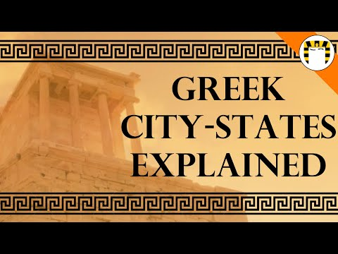 How Did Greek City-States Work?