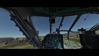 [DCS 1.5] Gun Shooting Range - Mi-8MTV2
