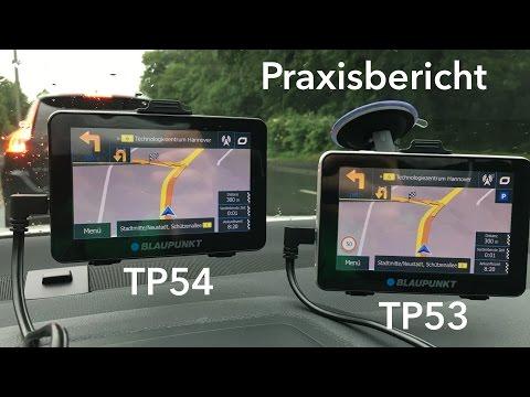 Praxisbericht Blaupunkt TP53 und TP54