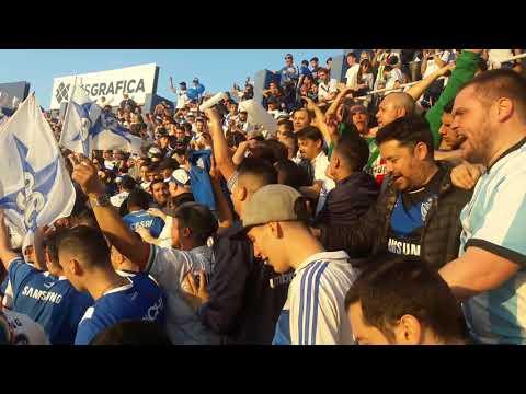 """""""Acá llego la banda del barrio de liniers"""" Barra: La Pandilla de Liniers • Club: Vélez Sarsfield • País: Argentina"""