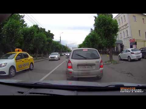 Быдло на Porsche Cayenne