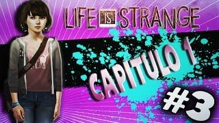 preview picture of video 'Life Is Strange // Episodio 1 // te gusto la pintura perra #3'