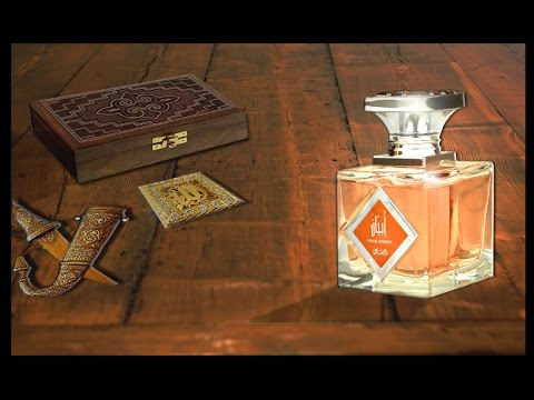 Fragrance review Abyan for men by Rasasi