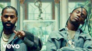 Musik-Video-Miniaturansicht zu Lithuania Songtext von Big Sean ft. Travis Scott