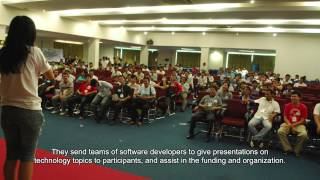 Nurturing the Cambodian Tech4Good Community [iLab Testimonial]