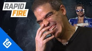166 Rapid Fire Questions With Mortal Kombat 11's Ed Boon