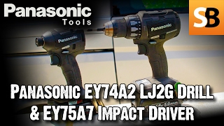 Panasonic EY74A2 Drill and Impact Driver Review