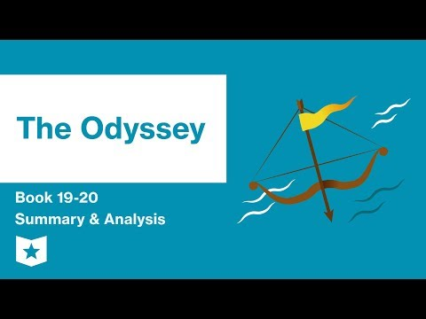 the odyssey study guide books 17 24 Cliffsnotes homer's the odyssey published by idg books worldwide, inc odyssey--examinations--study guides 2 book 17: stranger at the.