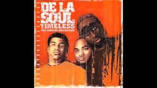 De La Soul - 4 More (feat. Zhane)