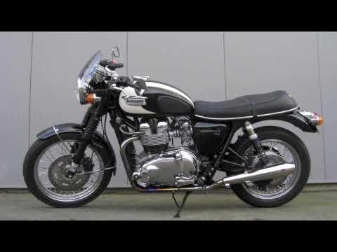 Triumph Bonneville T100 Modified By Nick Serrano фильмы Custom