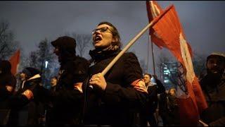 """""""Несистемные"""" левые отмечают 100-летие революции"""